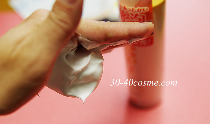 炭酸洗顔フォーム泡